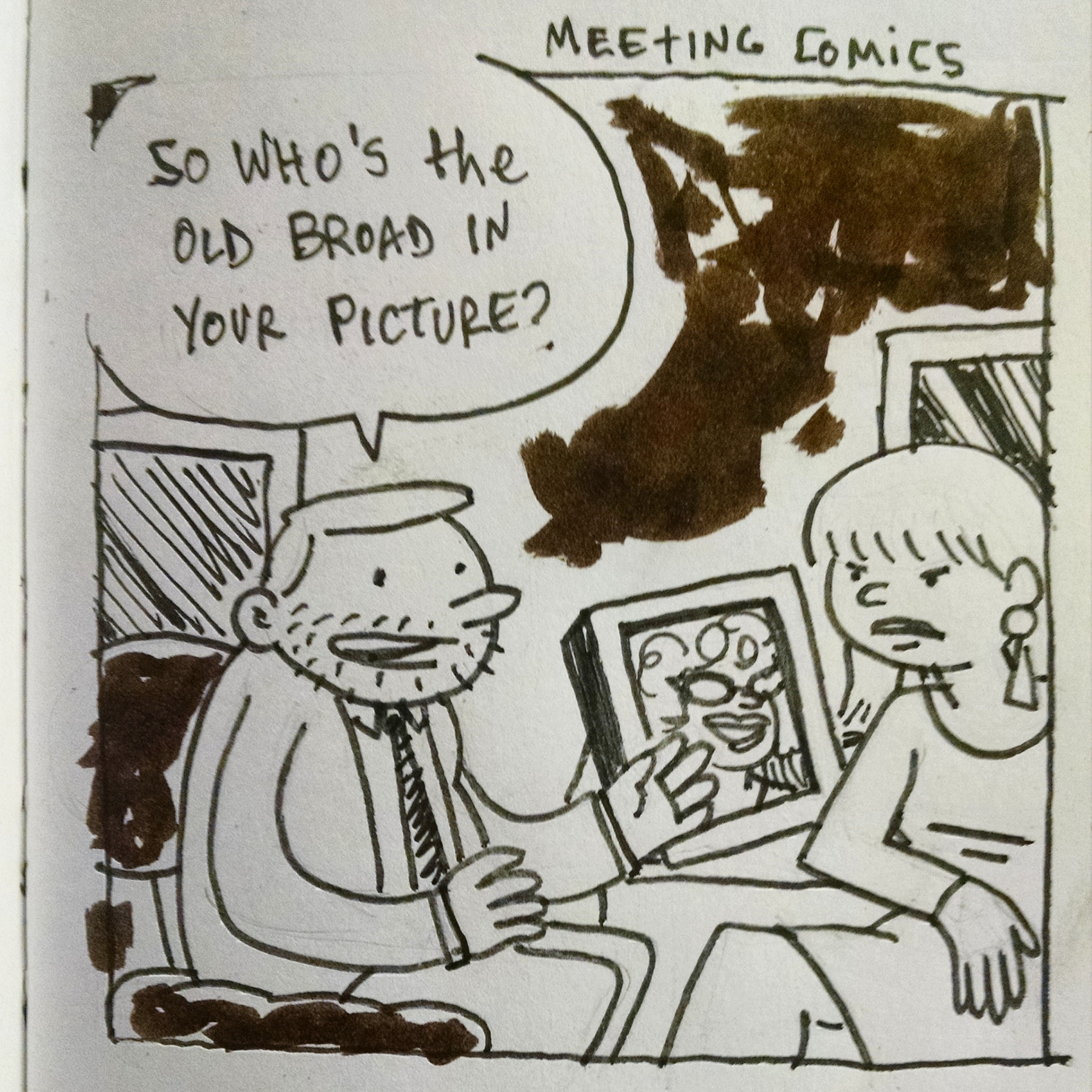 Meeting Comics July 20 PREVIEW!